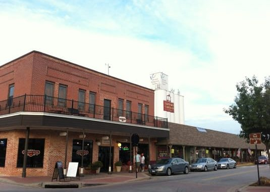 Historic Downtown Carrollton